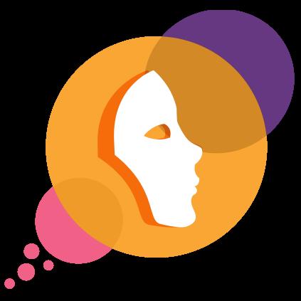 לוגו פיתוח וייצוג אמנים